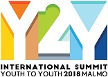International Youth to Youth Summit 2018 Logo